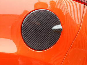 Carbon Fibre Fuel Flap Cover