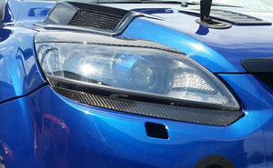 Focus RS Carbon Fibre Lower Headlight Trim