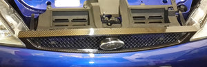 Focus RS Carbon Fibre Front Grille Surround