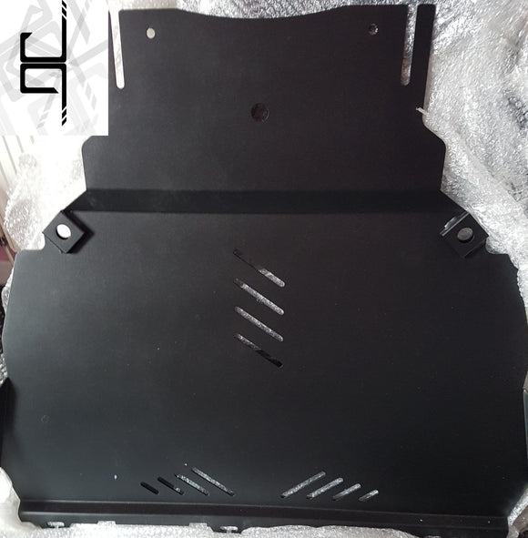 3mm Aluminium Undertray Skidplate Upgrade