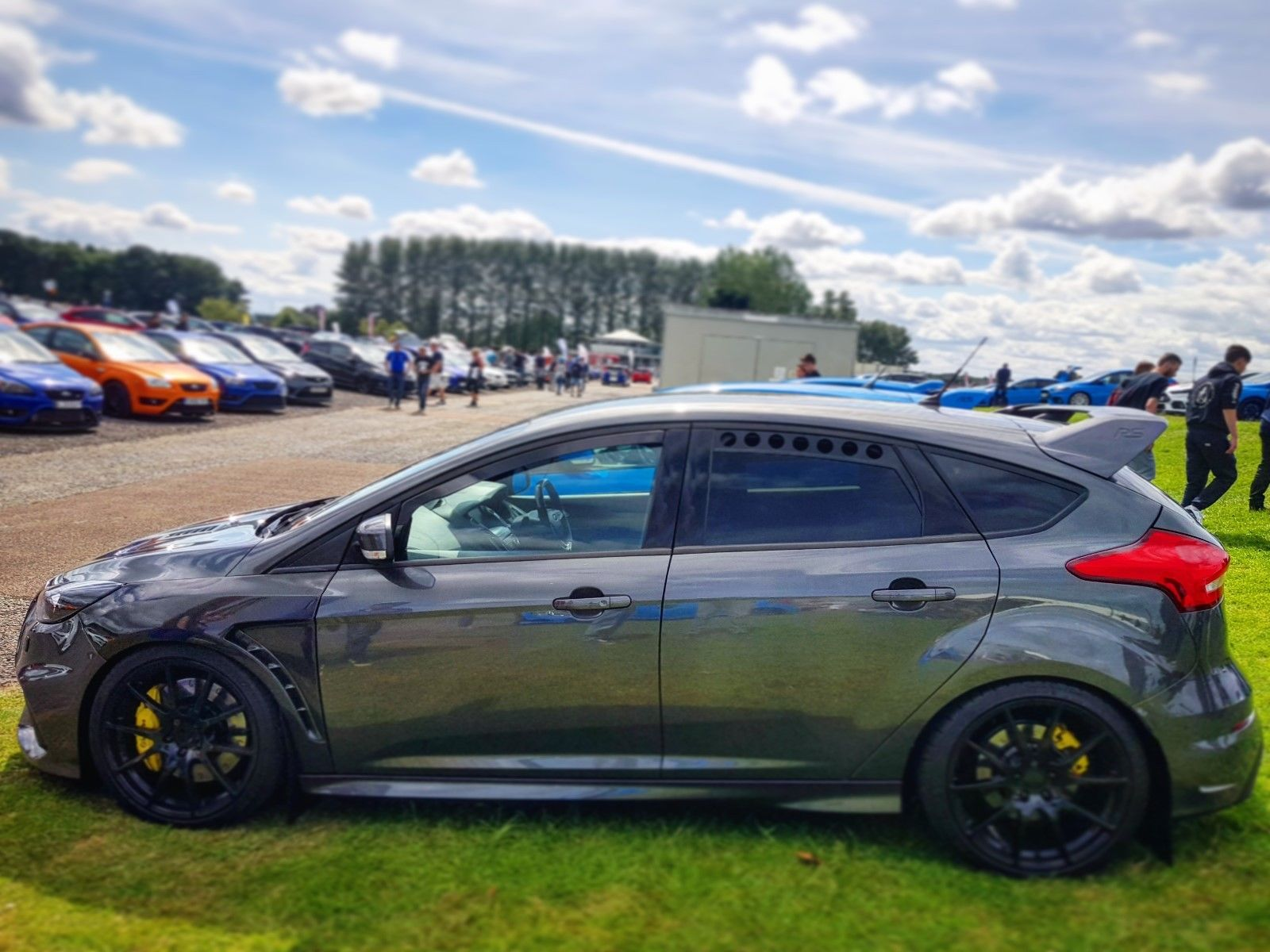 Focus St Performance Parts >> Mk3 Ford Focus St Rs Zetec S St Line Perspex Window Rally Vents