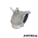 AIRTEC Enlarged Cast Throttle Body Elbow For Mk8 Fiesta ST
