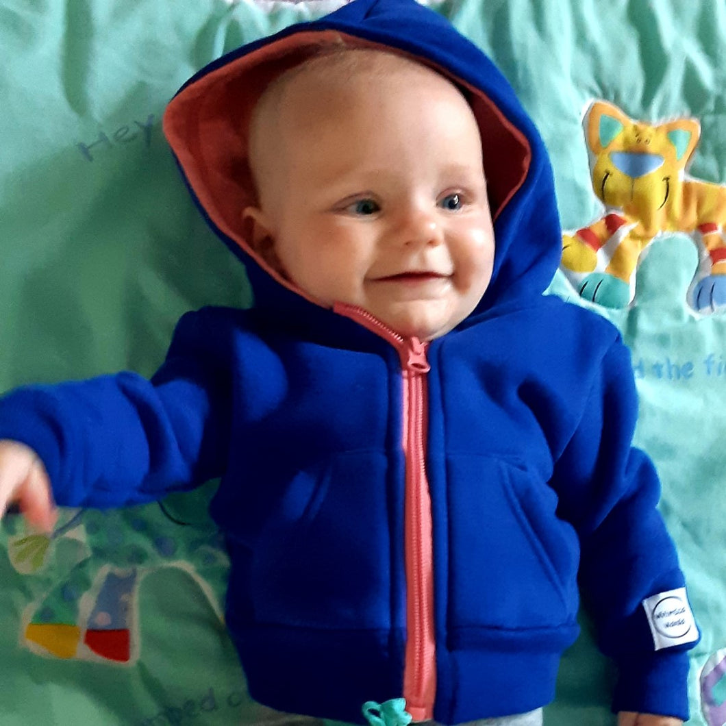 Hoodies - Thick and Fleecy; Baby Sizes