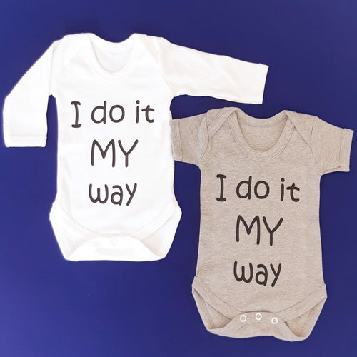 MY Way  Onesie
