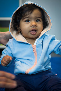Hoodies - Midweight; Baby Sizes