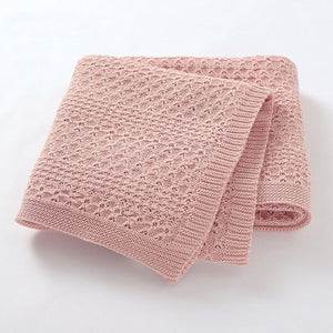 Blanket- Knitted