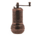 Turkish Traditional Pepper Salt Coffee Spice Grinder Mill