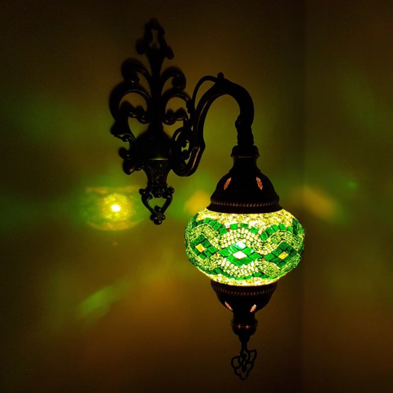 Turkish Single and Double Wall Light Lamp