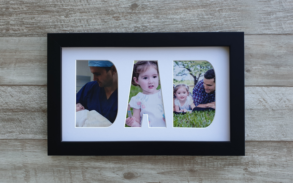 Dad Frame - Foreva Yours - Impressions & Framing
