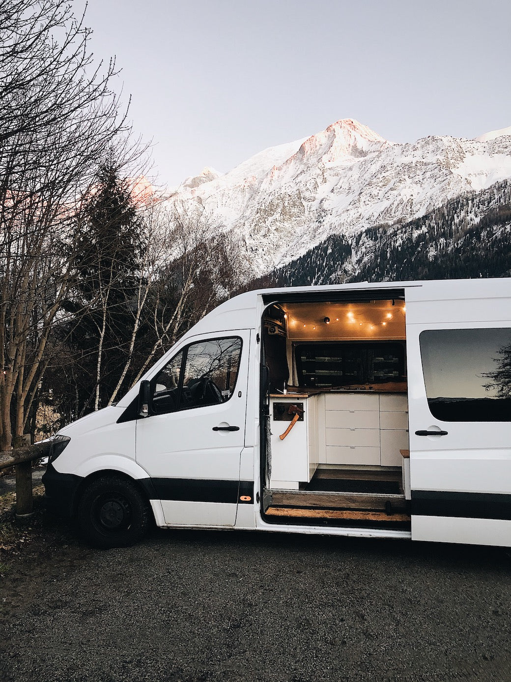 Living Full Time in a Sprinter Campervan