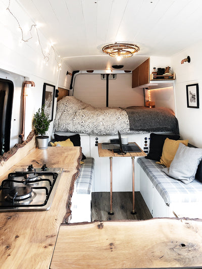 How much does it Cost to Convert a Van into a Campervan?