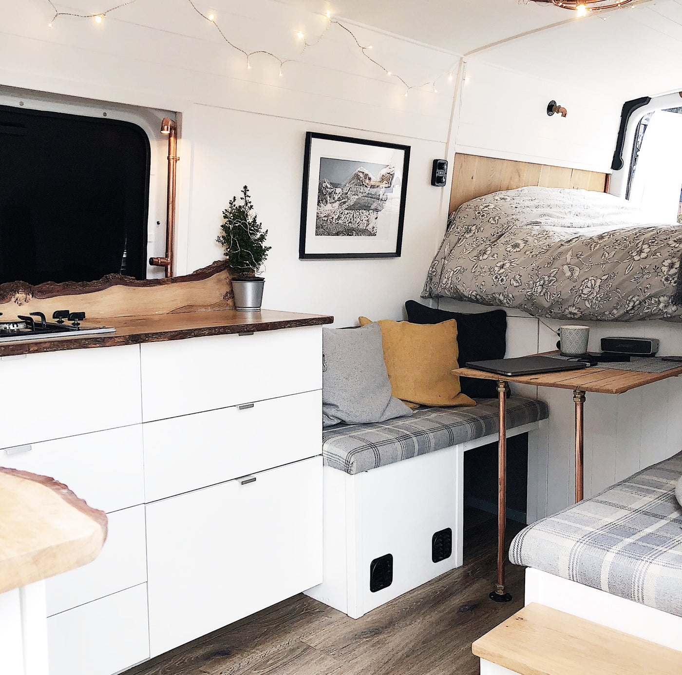 Campervan Conversion - How to Make A Van Into a Home