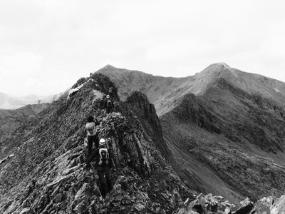The Best Grade 1 Scrambles in Snowdonia