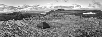 2 Night Wild Camping Lake District Hiking Adventure