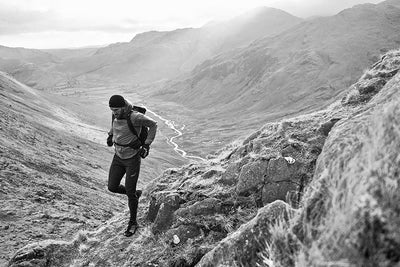 Paul Tierney: Running The Wainwrights Record