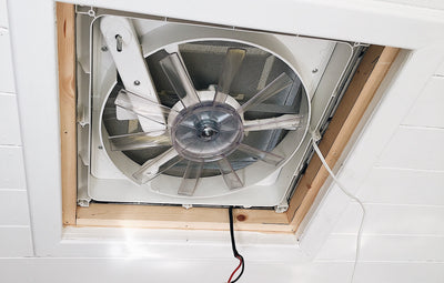 How to Install a Roof Fan in a Campervan Conversion