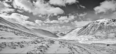 The Cairngorms 4000ers in Winter