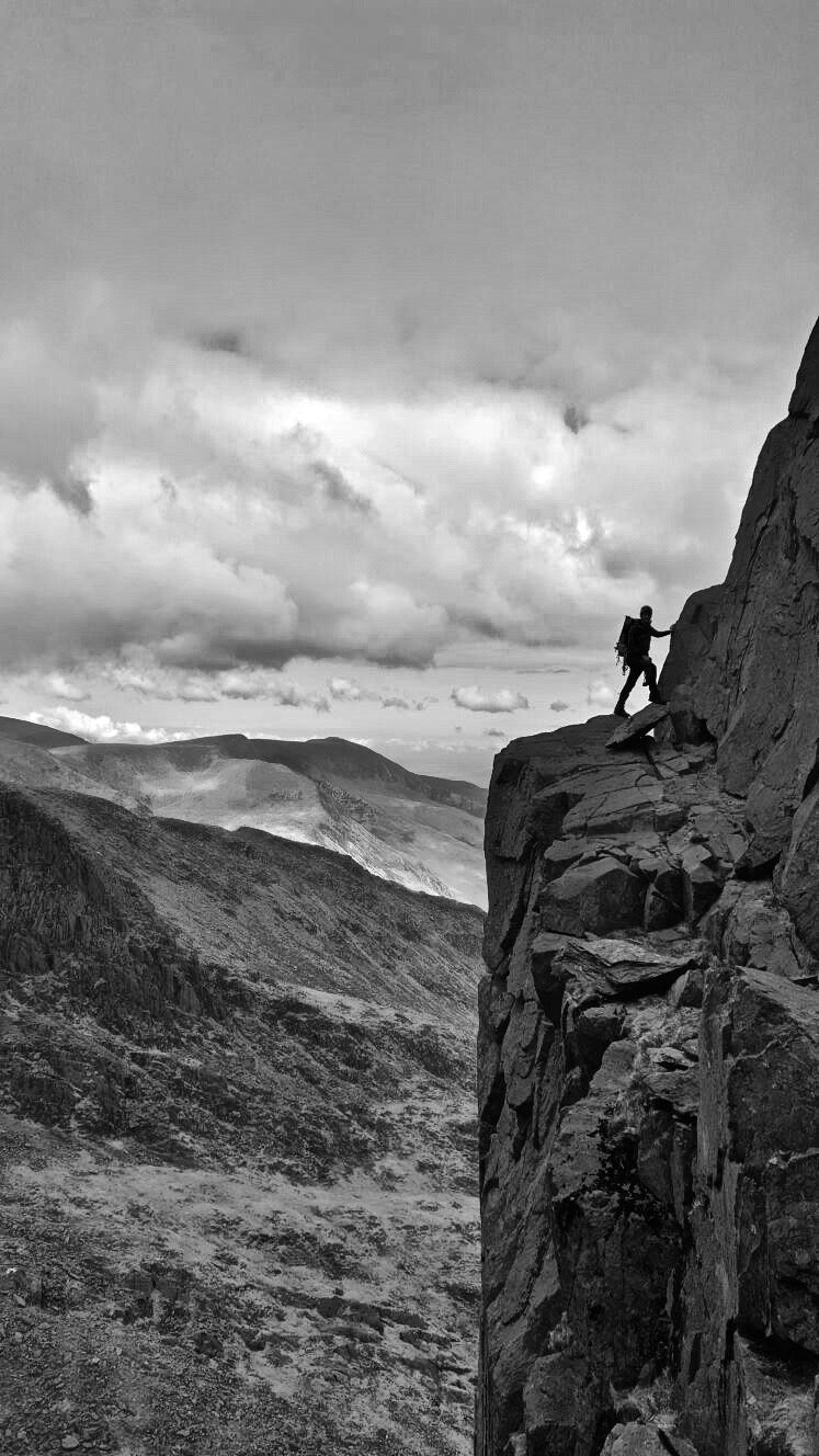 The Best Grade 3 Scrambles in Snowdonia