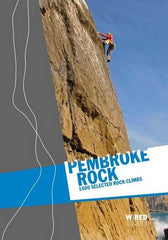 Pembroke rock climbing book