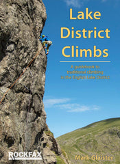 Rockfax Lake District climbing book