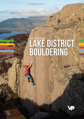 Lake District bouldering book