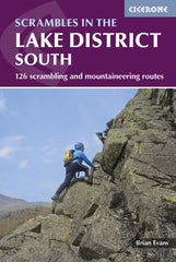 Scrambles in the Lake District south cicerone book