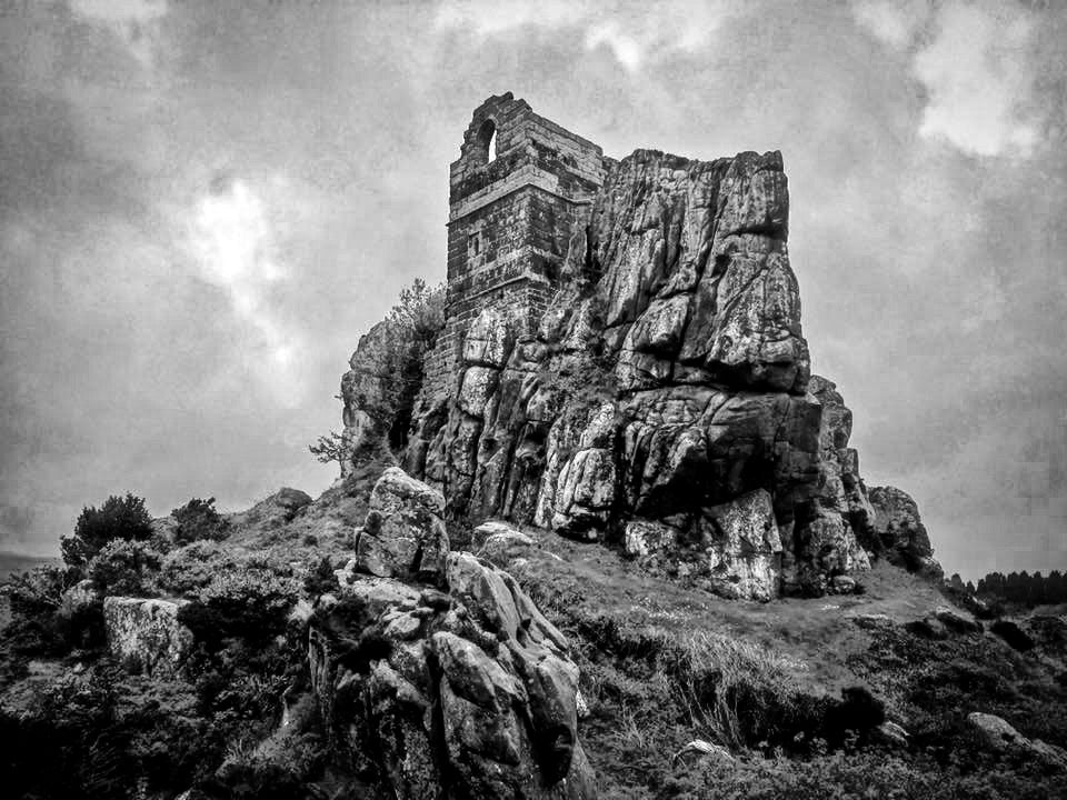 Roche rock - best campervan destinations