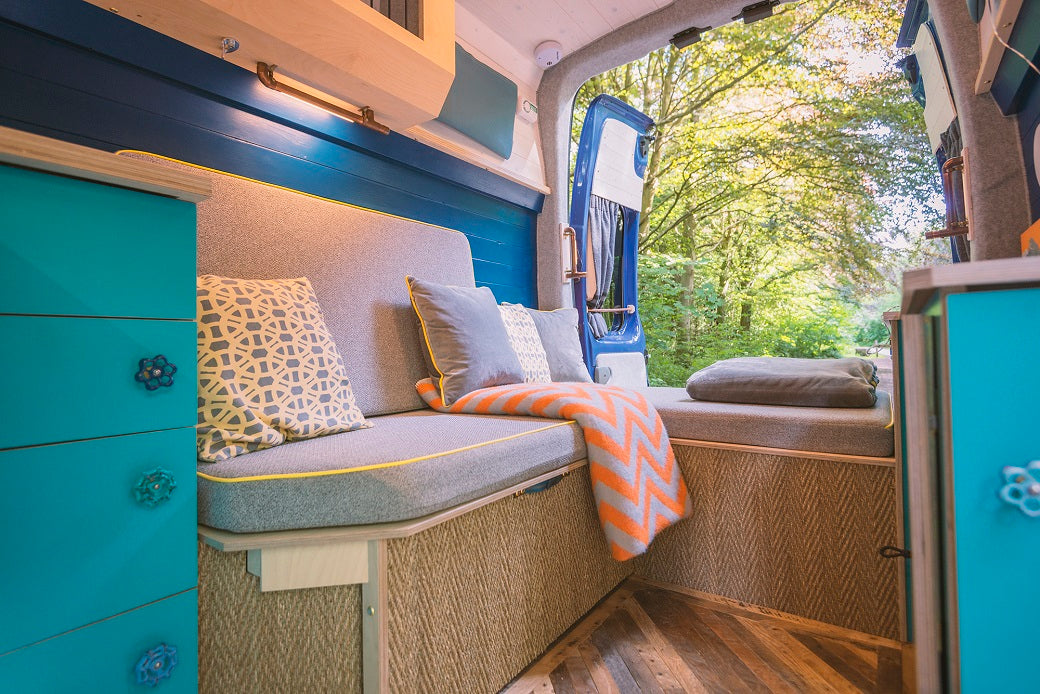Sell or hire out your campervan?