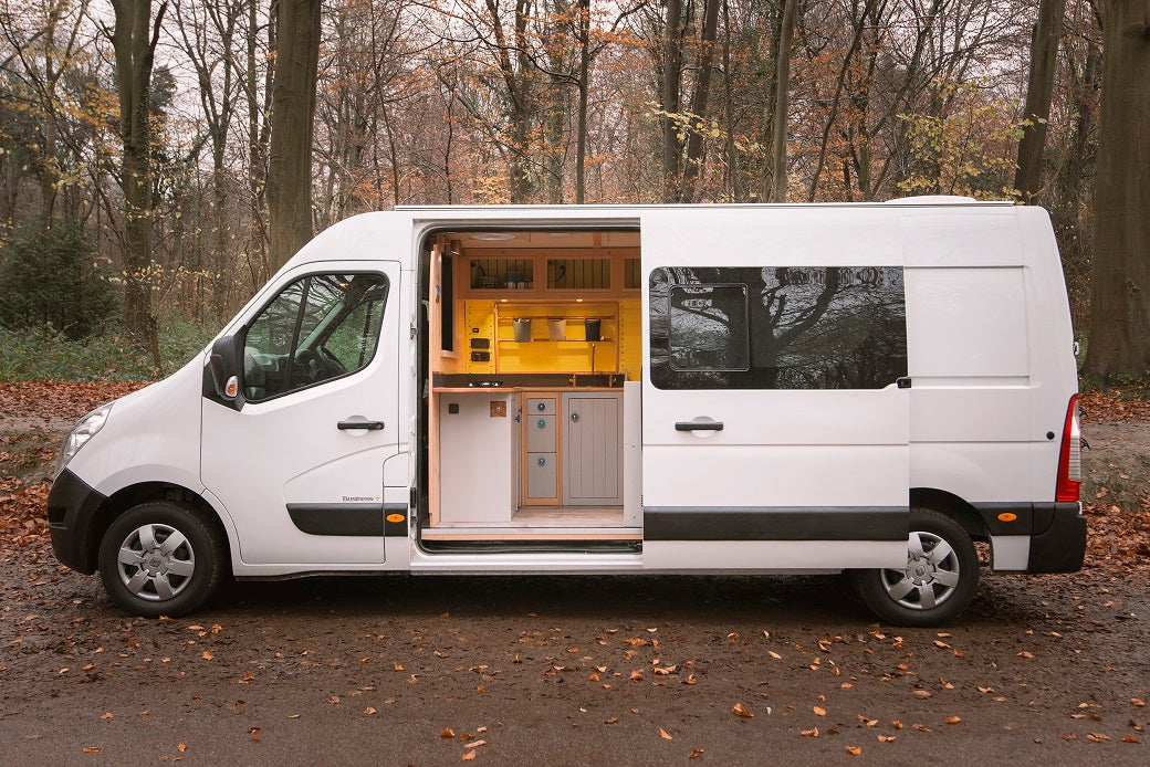 Hiring out campervan as an investement