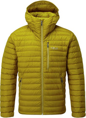 RAB Microlight alpine jacket best for challenge hiking