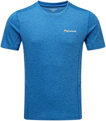 Montane Dart Best T-Shirt for challenge hiking