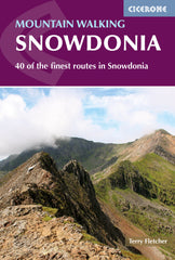 Mountain walking in snowdonia book cicerone