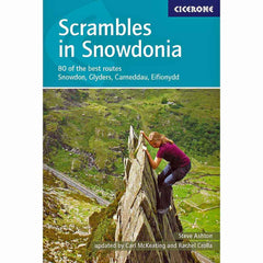 Scrambles in snowdonia cicerone book