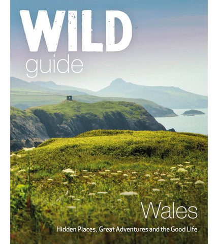 Wild Guide Wales travel guide book