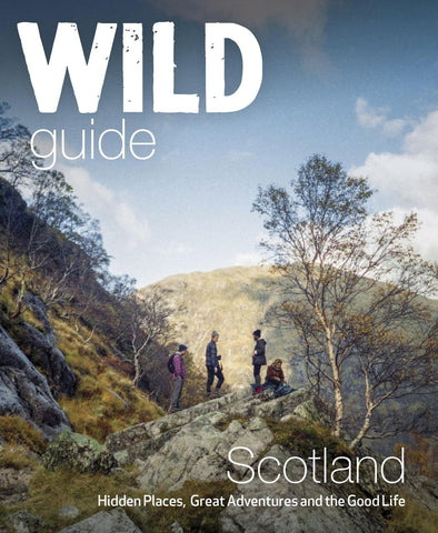 Wild Guide Scotland travel guide book