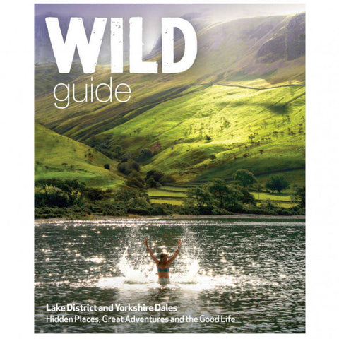 Wild Guide Lake District and Yorkshire travel guide