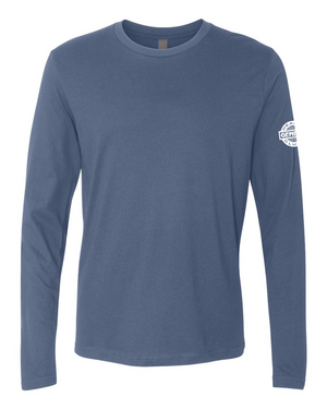 Unisex Long Sleeve Cotton Crew
