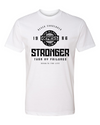 Never Surrender Crew Tee