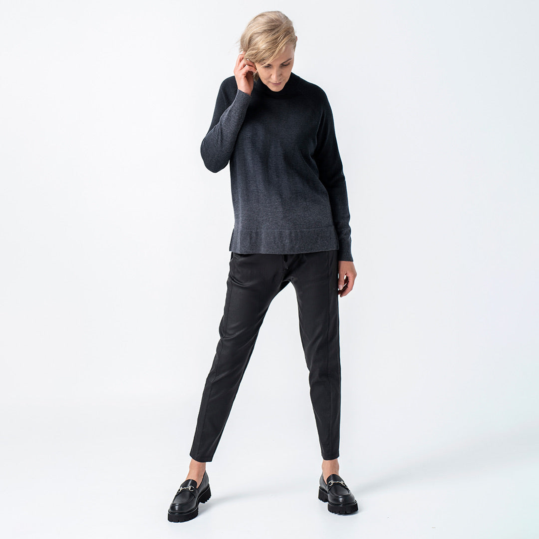 Lounge the Label II ECLIPSE Knit Jumper / pine-ash