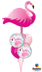 Pink Flamingo Birthday - Balloonery