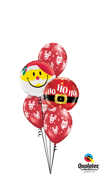 Santa Claus Is Coming To Town - Balloonery