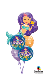 Undersea Birthday Enchantment - Balloonery