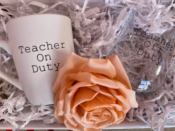 Teacher on Duty Rose