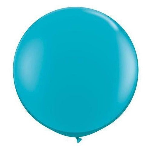 Tropical Teal - Balloonery