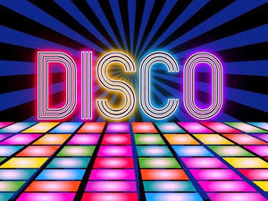 Kids Disco Fri 12th July - Balloonery