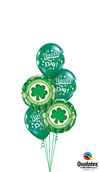 Day O' Being Irish - Balloonery