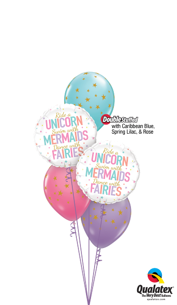 Sparkle Wherever You Go! - Balloonery