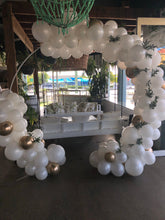 Load image into Gallery viewer, Arbour with Balloons and Greenery - Balloonery