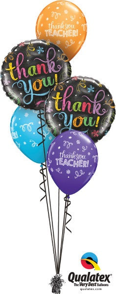 Thank You, Teacher! - Balloonery