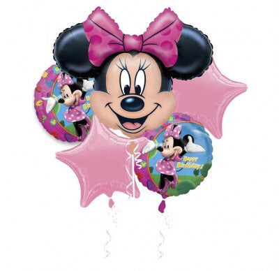 Minnie Mouse - Balloonery
